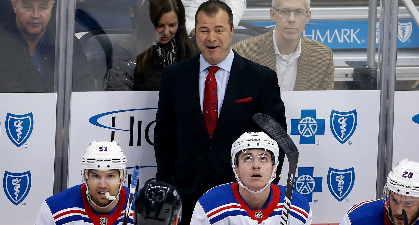 Mailbag: Is It Time For Rangers To Move On?