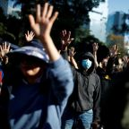 Revolution 101: For hardened teens of Hong Kong protests, violence is one way forward