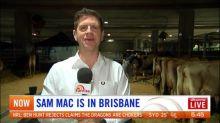 Sam Mac's weather at 5.30am