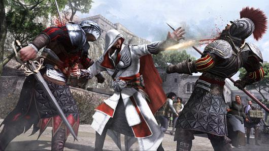 Assassin's Creed producer not surprised by Desilets' departure