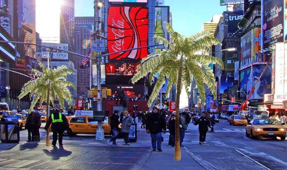 Nintendo to transform Times Square into real-life Wii Sports Resort