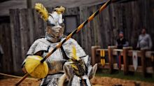 Medieval knight reenactor killed in freak accident when impaled by his own lance