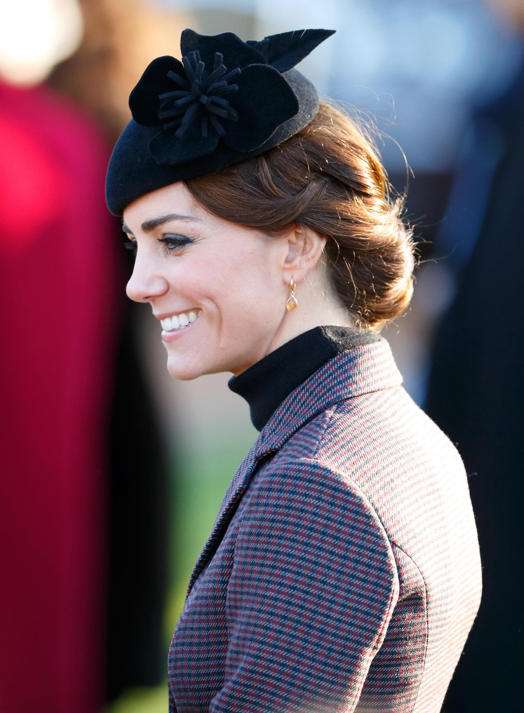 Kate Middleton und ihre schönsten Frisuren 2016