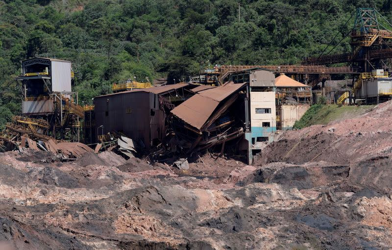 Brazil's Vale knew Brumadinho dam was unsafe as early as 2003: internal report