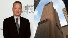 Tom Hanks Tweeted a Spooky Photo and the Internet Freaked Out