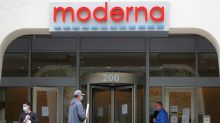 Moderna shares slide after report of delay in COVID-19 vaccine trial