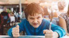 Parents upset by restaurant's notice to keep noisy children quiet