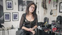 A 68-year-old grandma loves being a dominatrix