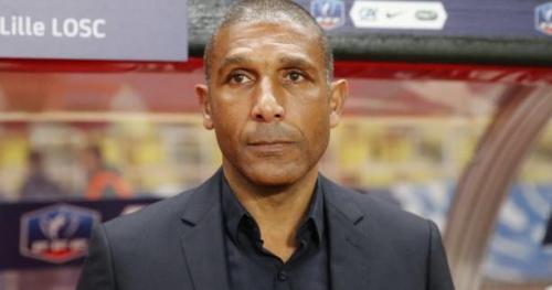 Foot - Coupe - Lille - Franck Passi (entraîneur de Lille) : «Ce n'était pas pour nous»