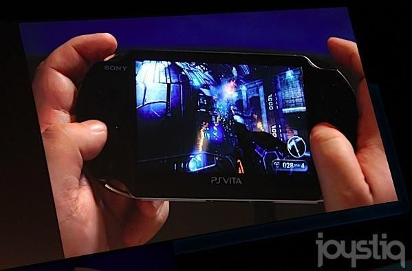 Resistance: Burning Skies set to engulf PlayStation Vita