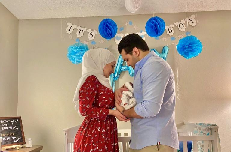 Some stories have had a happier ending following years of struggle, like that of Ramez Alghazzouli, 31, and his wife, 28-year-old Asmaa Khadem Al Arbaiin