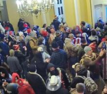 Ex-New York senate candidate charged in Capitol riot asked friends to delete Jan. 6 videos