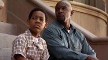 Pai e filho na ficção, Terry Crews e Tyler James Williams discutem sobre racismo no Twitter