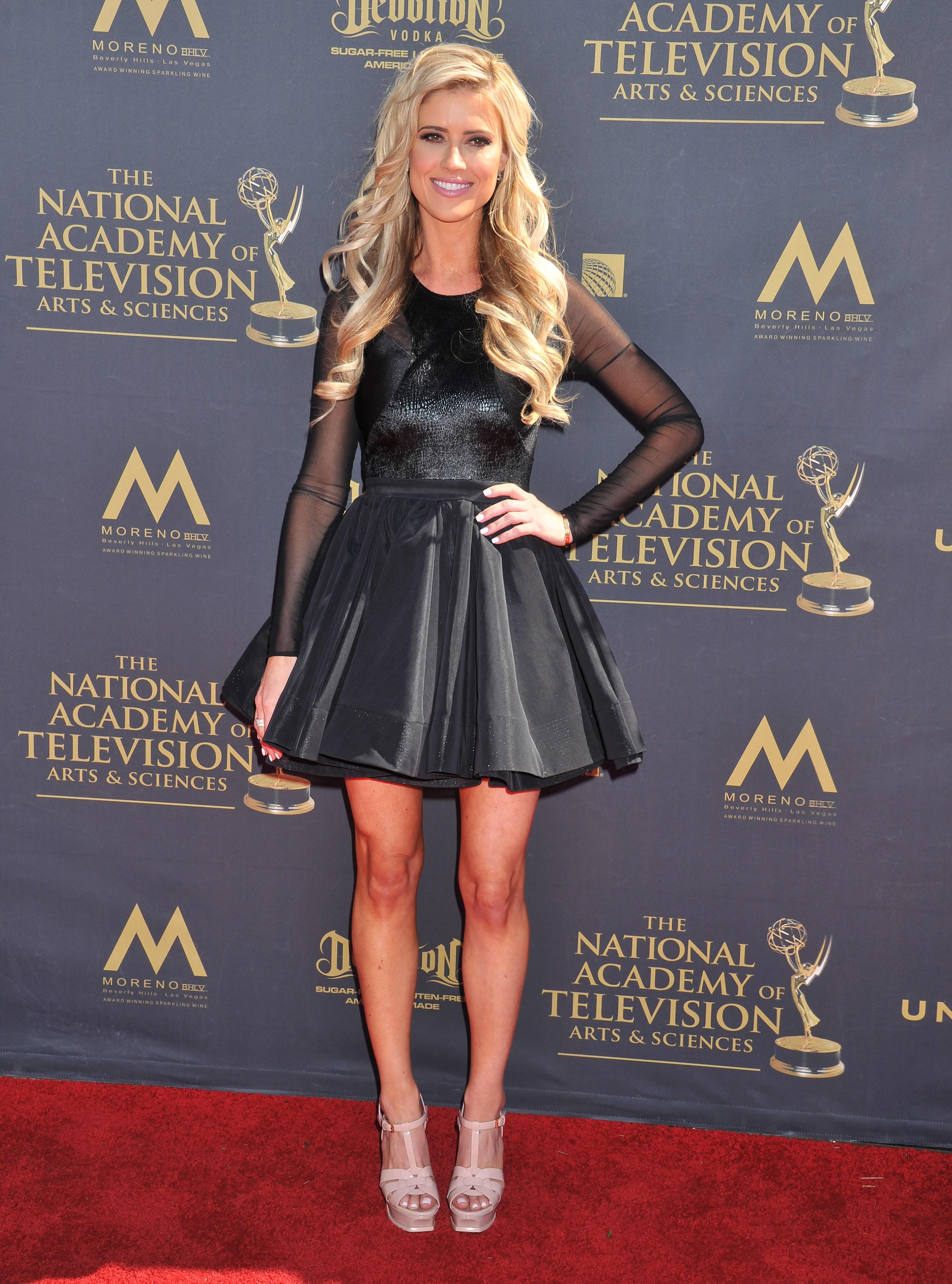 HGTV's Christina El Moussa Ties the Knot With Ant Anstead! Christina Anstead