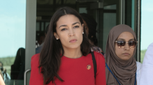 AOC accuses Trump of provoking border crisis to 'squeeze out money for a wall'