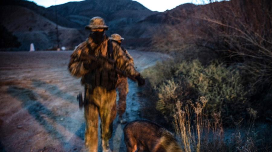 FBI arrests leader of armed group that patrols border