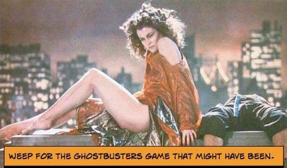 Sigourney Weaver missed her shot at Ghostbusters game role