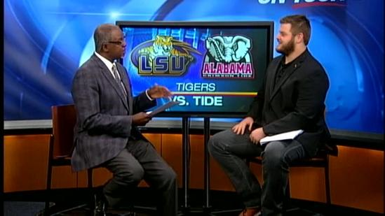 T-Bob Hebert offers insight into LSU, Bama linemen