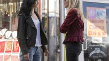 Rachael Taylor on whether we'll see her suit up as [spoiler] in 'Jessica Jones' Season 2