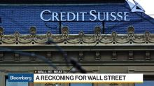 Credit Suisse Ousts Banker for Unruly Workplace Behavior