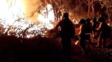 Fire Burning in Southwest Spain Forces Thousands to Evacuate