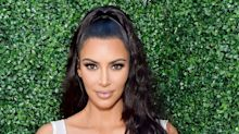 The secret to Kim Kardashian's new wavy hair is surprisingly affordable