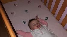 Mum's genius hack for keeping her baby asleep goes viral