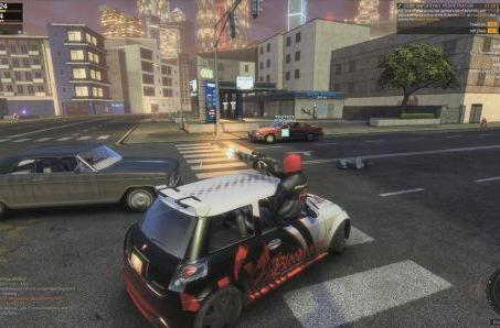 APB gives closed beta testers in-game appreciation packs