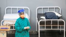 South Africa's COVID-19 infections breach 600,000 mark