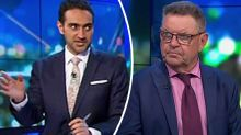 'That was pretty crap': Waleed Aly's on-air apology after insensitive joke