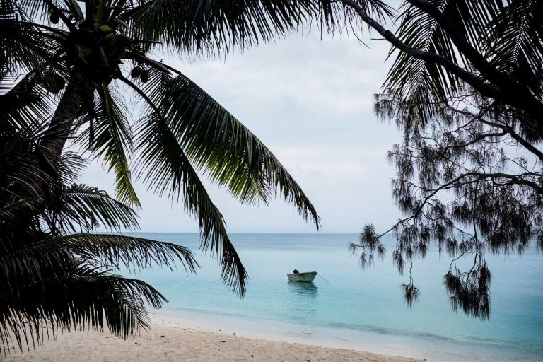 New Caledonia's tropical islands attract many foreign tourists