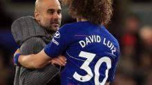 Foot - ANG - Man. City - Pep Guardiola (Manchester City): «Un respect incroyable pour David Luiz»