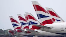 BA owner's shares slide despite cutting loss to €2bn