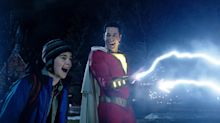 'Shazam!' set to topple 'Dumbo' from the top of the UK box office