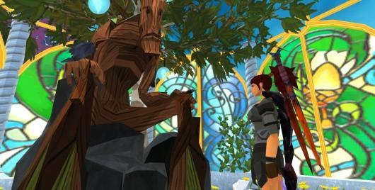 RuneScape's Lost City of the Elves is open to players