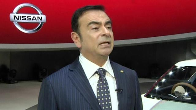 Nissan to meet growth goals despite 'headwinds': CEO