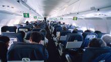 Bizarre Tarnung: Wie eine Flugpassagierin ihr rücksichtsloses Verhalten kaschieren wollte