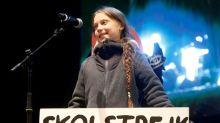 """Greta Thunberg advierte a los gobiernos desde Madrid de que """"el cambio está llegando"""""""