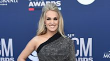 Carrie Underwood says 'it's impossible' to have it 'all together' as a mom