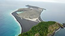 Esta isla tiene solo 4 años pero ya maravilla a los científicos