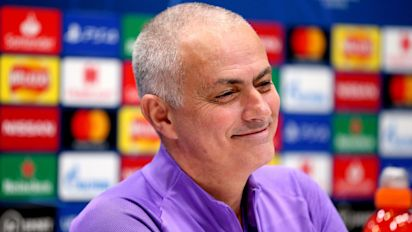 New Roma boss Jose Mourinho's time at Tottenham – in his own quotes