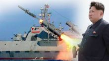 North Korea tells it is ready to shoot down US aircraft carrier