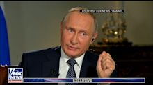 Putin Again Denies Interference in US Election