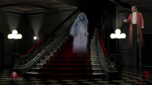 The 7th Guest 3 materializes with FMV out of thin air