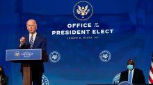 After A Smooth Start, Biden Faces Frustration Over Cabinet Picks