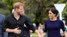 Meghan and Harry have a moving date