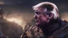 Trump en la piel de Thanos: el video de campaña que ha indignado al mismísimo creador del villano de Marvel