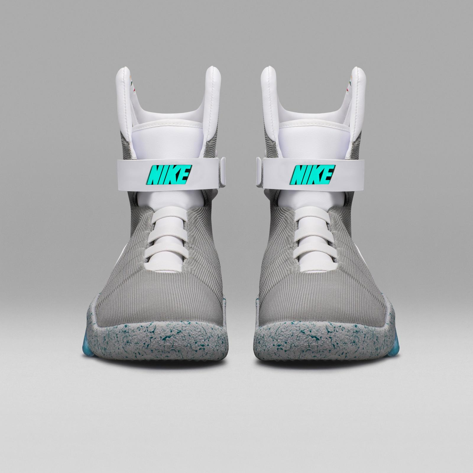 6c5f0dc37be07 How to score a pair of Nike's 'Back to the Future' self-lacing shoes