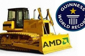 AMD gets Guinness World Record for fastest CPU with overclocked octa-core FX processor
