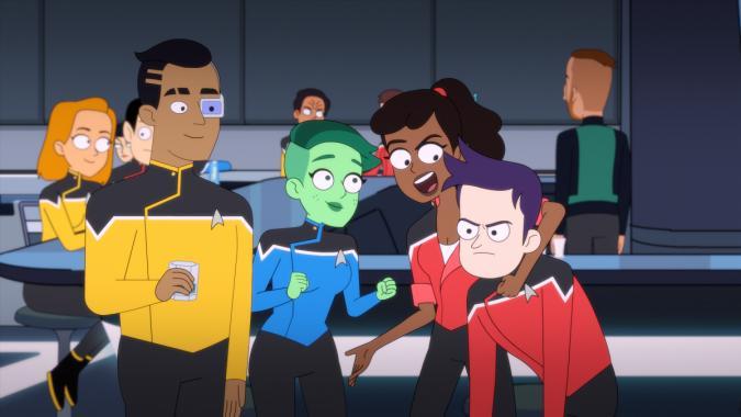 Season two of 'Star Trek: Lower Decks' hits Paramount+ on August 12th